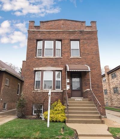 Multi Family Home For Sale: 4711 North Kenton Avenue