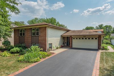 Downers Grove IL Single Family Home For Sale: $425,000
