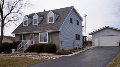 Oak Forest Single Family Home For Sale: 16830 Forest Avenue