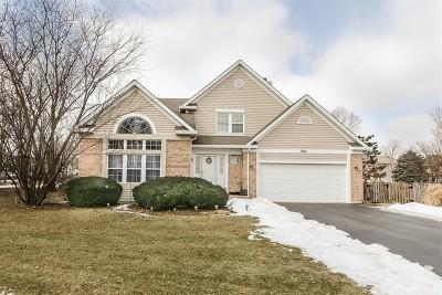 Bartlett Single Family Home Price Change: 1252 Morgan Lane