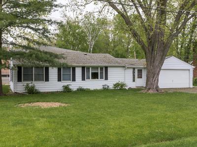 Wheaton Single Family Home For Sale: 25w726 Harrison Avenue