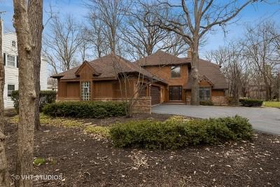 Highland Park Single Family Home For Sale: 1755 Ridgelee Road