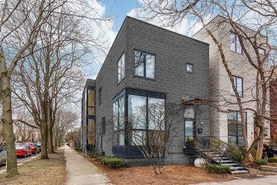 Single Family Home For Sale: 2634 North Seminary Avenue