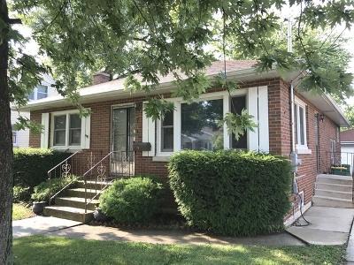 Lemont Single Family Home For Sale: 7 Ridge Road