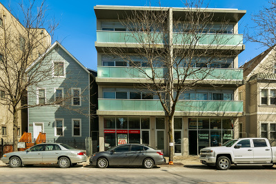 Condo/Townhouse For Sale: 2624 West Armitage Avenue #4A