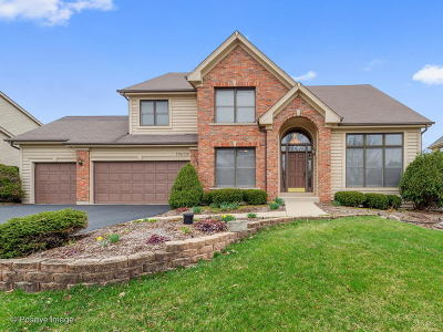 Downers Grove Single Family Home For Sale: 19w136 Woodcreek Place