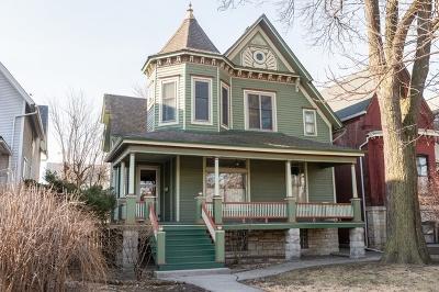 Single Family Home Contingent: 2549 West Logan Boulevard