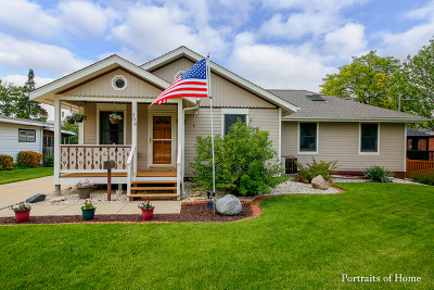 Lombard Single Family Home For Sale: 308 West Harding Road