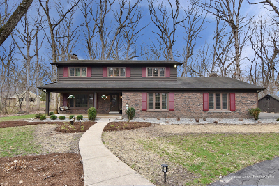 St. Charles Single Family Home For Sale: 37w473 Crane Road