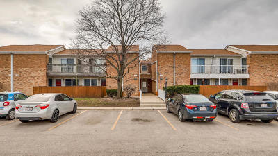 Hoffman Estates Condo/Townhouse For Sale: 1930 Kenilworth Circle #F