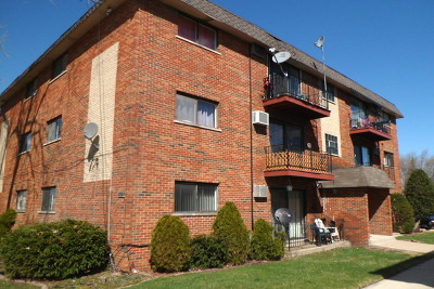 Oak Lawn Condo/Townhouse For Sale: 6334 West 99th Place #3SE