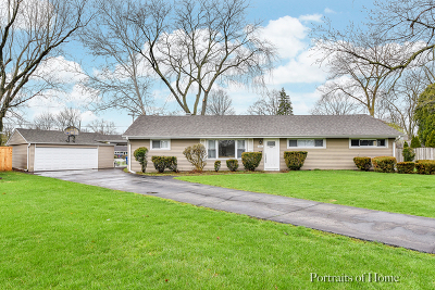 Wheaton Single Family Home For Sale: 602 Parkway Drive