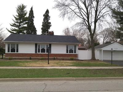 Arlington Heights Single Family Home For Sale: 1125 East Euclid Avenue