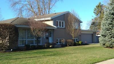 Arlington Heights Single Family Home For Sale: 1717 East Euclid Avenue