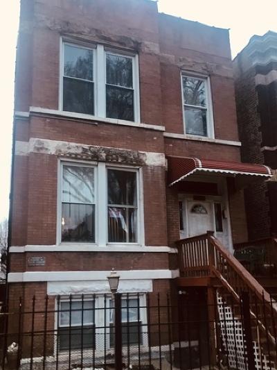 Multi Family Home For Sale: 2244 South Hamlin Avenue