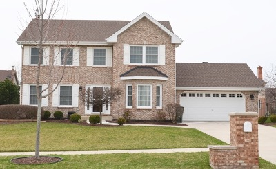 Woodridge Single Family Home For Sale: 1319 Lancaster Lane