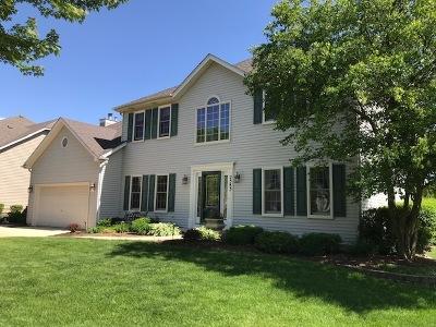 Aurora Single Family Home For Sale: 2583 Kendridge Lane