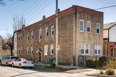 Multi Family Home For Sale: 2257-59 West Hirsch Street