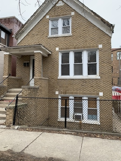 Wicker Park, Bucktown Multi Family Home For Sale: 2044 West Dickens Avenue