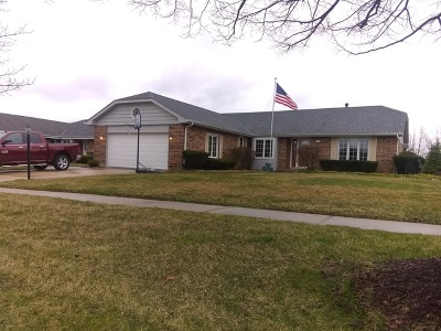 Oak Forest Single Family Home For Sale: 6335 Knollwood Drive