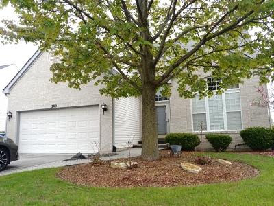Bartlett Single Family Home For Sale: 209 Burton Drive