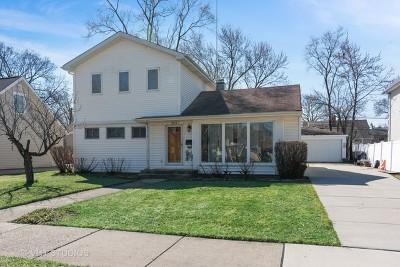 Morton Grove Single Family Home For Sale: 7029 Palma Lane