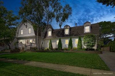 Arlington Heights Single Family Home For Sale: 624 North Highland Avenue