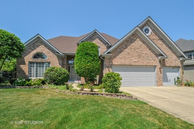 Naperville Single Family Home For Sale: 2243 Comstock Lane
