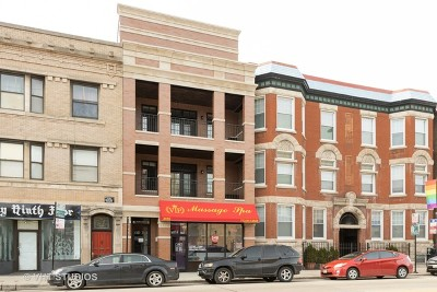 Multi Family Home For Sale: 3410 North Halsted Street