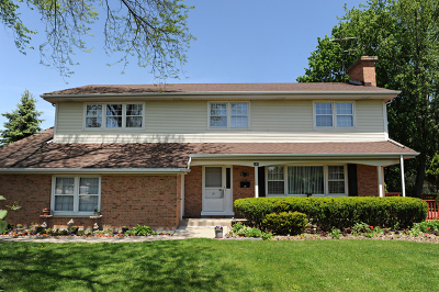 Palatine Single Family Home For Sale: 346 West Cornell Avenue