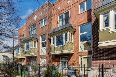 Condo/Townhouse For Sale: 707 North Leavitt Street