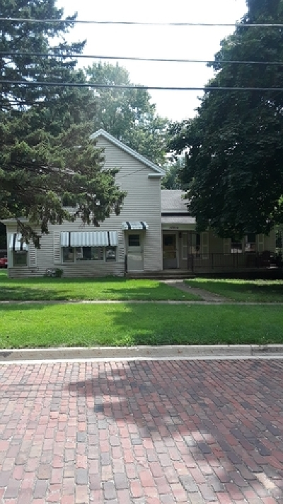 Huntley Single Family Home For Sale: 10910 North Woodstock Street