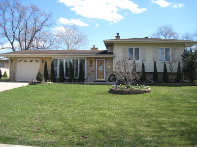 Norwood Park Single Family Home For Sale: 5639 North Manor Lane