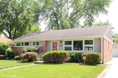 Elmhurst Single Family Home For Sale: 444 North Ridgeland Avenue