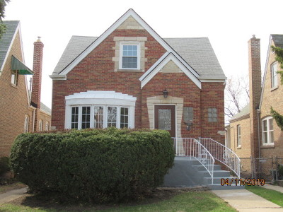 Single Family Home For Sale: 1648 North Rutherford Avenue