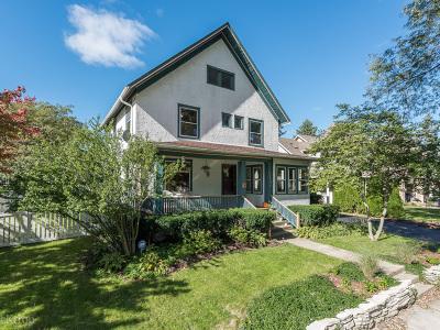 Downers Grove Single Family Home For Sale: 5258 Washington Street