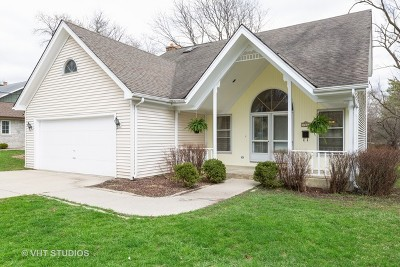 Barrington Single Family Home For Sale: 707 Sunny Lane