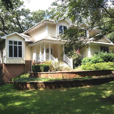 Huntley Single Family Home For Sale: 10301 Fair Lane