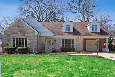 La Grange Park Single Family Home For Sale: 516 Malden Avenue