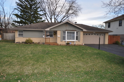 Worth Single Family Home For Sale: 10733 South Plahm Court