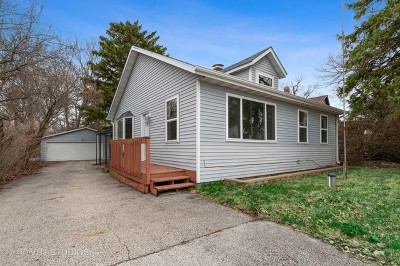 Single Family Home For Sale: 25120 West Lake Shore Drive