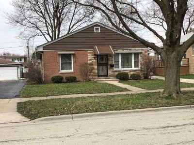 La Grange Park Single Family Home For Sale: 1440 Morgan Avenue