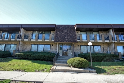 Hickory Hills Condo/Townhouse For Sale: 9105 South Roberts Road #2C