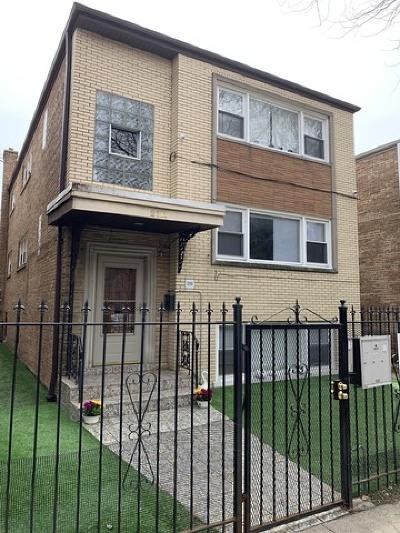 Multi Family Home For Sale: 2111 West Granville Avenue