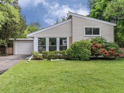 Deerfield Single Family Home For Sale: 1157 Dartmouth Lane
