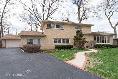 Wilmette Single Family Home For Sale: 529 Kin Court