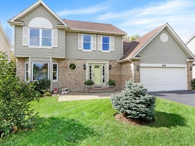 Aurora Single Family Home Contingent: 265 Meadowview Lane