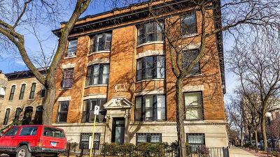 Condo/Townhouse For Sale: 2103 North Hudson Avenue #1
