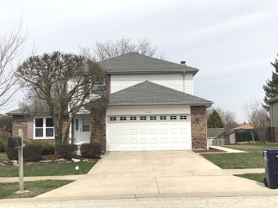 Orland Park Single Family Home For Sale: 9120 Merion Drive