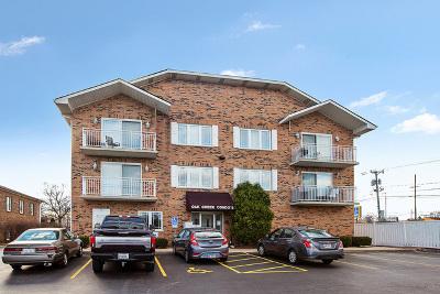 Oak Forest Condo/Townhouse For Sale: 15505 Cicero Avenue #3A